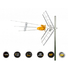Antenna 149941 DAT-45 T-FORCE LTE HD BOSS