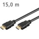 HDMI kabel 15.0 m
