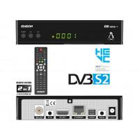 OS NINO + DVB-S2 H.265/HEVC