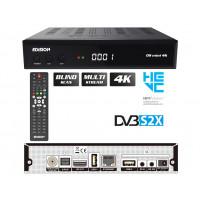 OS MINI 4K DVB-S2X H.265/HEVC
