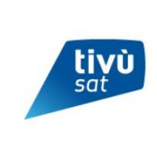 TiVu SAT card+PCMCIA modul