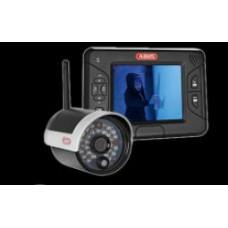 """TVAC 15000B Brezžični videonadzor z monitorjem 3.5"""""""
