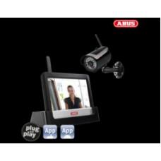 """TVAC16000B Brezžični videonadzor z monitorjem na dotik 7"""""""